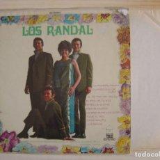 Discos de vinilo: LOS RANDAL - LOS RADALL VOL.1 - 1ER FESTIVAL MUNDIAL DE LA CANCION LATINA - LP USA - DISCOS TORRE. Lote 117034459