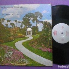 Discos de vinilo: LOS HERMANOS ALVARADO - EXITO 61 - LP USA LA VOZ 1960S // SAN ANTONIO TEXAS XIAN. Lote 117050879
