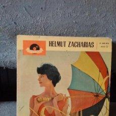 Discos de vinilo: HELMUT ZACHARIAS ?– ZACHARIAS PLAYS! WITH HIS MAGIC VIOLINS. Lote 117064415