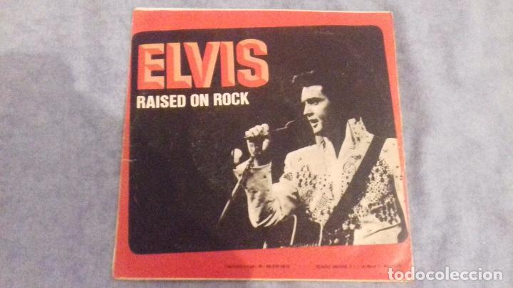 ELVIS RAISED ON ROCK (Música - Discos de Vinilo - Maxi Singles - Rock & Roll)