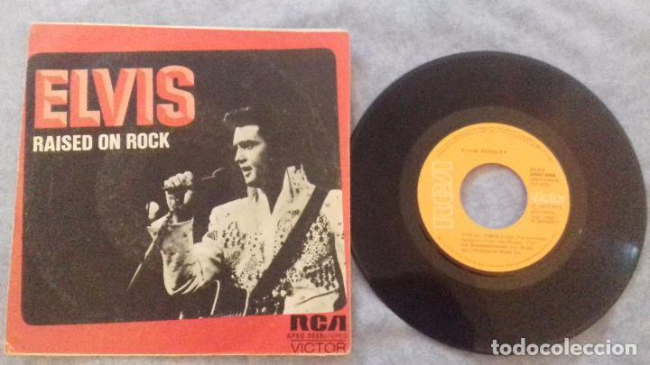 Discos de vinilo: ELVIS RAISED ON ROCK - Foto 2 - 117067215