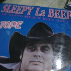 Discos de vinilo: SLEEPY LABEEF LP ROCKABILLY. Lote 117068323