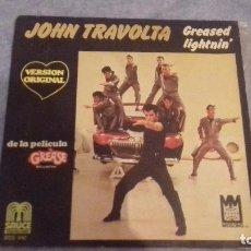 Discos de vinilo: JOHN TRAVOLTA. Lote 117069811