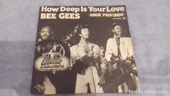 BEE GEES (Música - Discos de Vinilo - Maxi Singles - Rock & Roll)