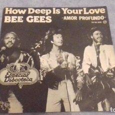 Discos de vinilo: BEE GEES. Lote 117070503