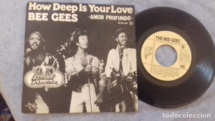 Discos de vinilo: BEE GEES - Foto 2 - 117070503
