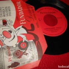 Discos de vinilo: FRANCISCO LARIO CANCIONES QUE TRIUNFAN YO QUE NO VIVO SIN TI/+3 EP 7'' 1965 FUNDADOR ESPAÑA SPAIN. Lote 117107215