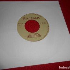 Discos de vinilo: OBDULIO CONDE Y ORQ. CANCION CUBANA COCORIOCO/+3 EP 7'' 1964 FUNDADOR EDICION ESPAÑOLA SPAIN LATIN. Lote 117107863