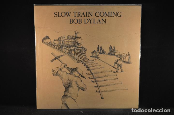 BOB DYLAN - SLOW TRAIN COMING - LP (Música - Discos - LP Vinilo - Pop - Rock - Extranjero de los 70)