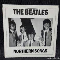 Discos de vinilo: BEATLES - NORTHERN SONGS - EP - MUY RARO - VINILO AZUL - PAUL MCCARTNEY- JOHN LENNON. Lote 122151259