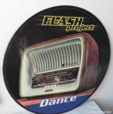 Discos de vinilo: DISCO MIX CON PUBLICIDAD RADIO TELEFUNK. Lote 117123987