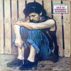 Discos de vinilo: DEXYS MIDNIGHT RUNNERS & KEVIN ROWLANDS : TOO-RYE-AY [ESP 1982] LP. Lote 117129707