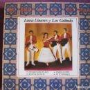 Discos de vinilo: LP - LUISA LINARES Y LOS GALINDO - MUSEO DE LA COPLA (SPAIN, DISCOS ABANICO 1988). Lote 161606172