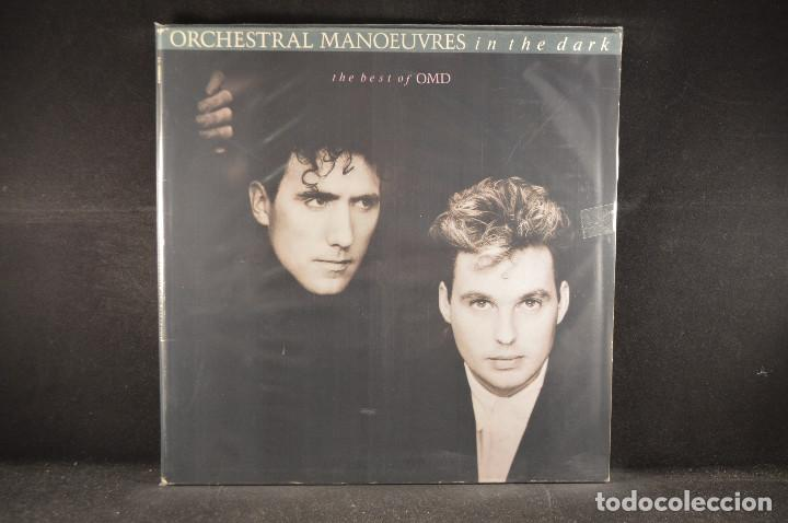 ORCHESTRAL MANOEUVRES IN THE DARK - THE BEST OF OMD - LP (Música - Discos - LP Vinilo - Pop - Rock - New Wave Extranjero de los 80)