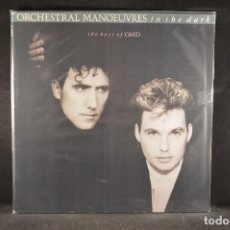 Discos de vinilo: ORCHESTRAL MANOEUVRES IN THE DARK - THE BEST OF OMD - LP. Lote 132358674