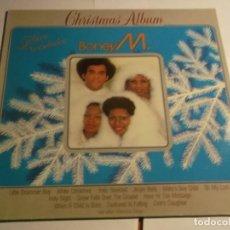 Discos de vinilo: BONEY M-CHRISTMAS ALBUM-FELICES NAVIDADES-ORIGINAL ESPAÑOL 1984. Lote 117156687