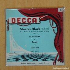Discos de vinilo: STANLEY BLACK - LA ESTRELLITA + 2 - EP. Lote 117200932