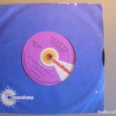 Discos de vinilo: MOCEDADES - ERES TU - CANTADO EN INGLES Y ESPAÑOL - SINGLE BRASILEÑO 1974 - MOCEDAD DE AMERICA. Lote 117210207