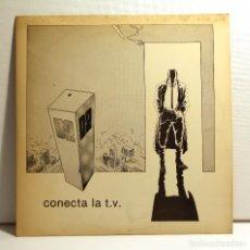 Discos de vinilo: D-2 D2 CONECTA LA TV +3 12 MX 1983 ICUE MOVIDA POP CARTAGENA DIEGO BALANZA MUY RARO. Lote 117213027