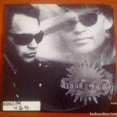 Discos de vinilo: KINGS OF THE SUN - FULL FRONTAL ATTACK. Lote 117232895