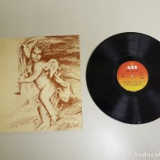 Discos de vinilo: 918- ORFEON TERRA NOSA- CANCION DE NAVIDAD DISCO VINILO LP PORTADA VG + / DISCO VG ++. Lote 61916588