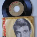 Discos de vinilo: MICKEY CALLAN - MARINA / YOU JUST... - SINGLE ITALIA COLPIX 1959 // R&B TEENER NICK PERITO. Lote 117246587