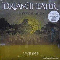 Discos de vinilo: DREAM THEATER * 2LP * LIVE 1993 * REMASTERED * PRECINTADO!!. Lote 132247961