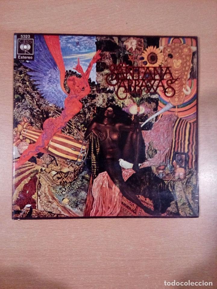 Santana Mujer Magia Negra Espero Que Te Sie Kaufen Vinyl