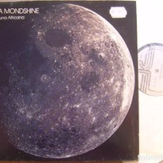 Discos de vinilo: CLARA MONDSHINE LUNA AFRICANA GERMAN LP INNOVATIVE 81 // EXPERIMENTAL SYNTH KRAUT. Lote 117265303