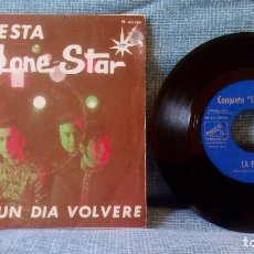 Discos de vinilo: LONE STAR - LA FIESTA / UN DIA VOLVERE - EMI 1968. Lote 117270607