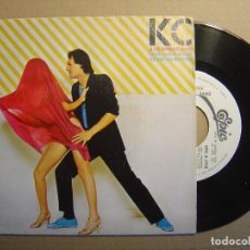 Discos de vinilo: KC & THE SUNSHINE BAND - (YOU SAID) YOU´D GIMME SOME MORE - SINGLE PROMO ESPAÑOL 1982 - EPIC. Lote 117297871
