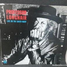 Discos de vinilo: PAUL MCCARTNEY - BEATLES - PROFESSOR LONGHAIR- LIVE ON THE QUEEN MARY- LP- USA- EXCELENTE- RARO. Lote 118583844