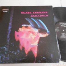 Discos de vinilo: BLACK SABBATH-LP PARANOID-PORT.ABIERTA-ESPAÑOL 1980. Lote 117306059