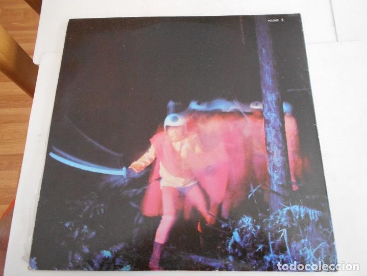 Discos de vinilo: BLACK SABBATH-LP PARANOID-PORT.ABIERTA-ESPAÑOL 1980 - Foto 3 - 117306059