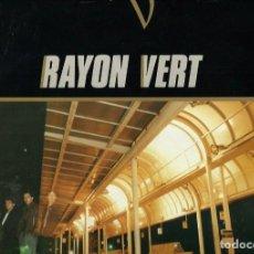 Discos de vinilo: RAYON VERT - NOCHES TRANSPARENTES - IPS & CO 1987 - GRUP MANRESA DELS ANYS 80. Lote 117318851