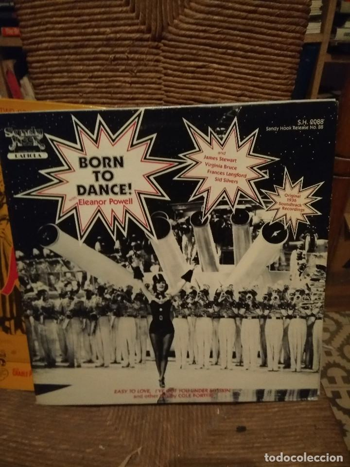 Discos de vinilo: 6 MARAVILLOSOS LP HOLLYWOOD CLASICO ( FRED ASTAIRE, CARMEN MIRANDA, JUDY GARLAND, ELEANOR POWELL ETC - Foto 5 - 117320923