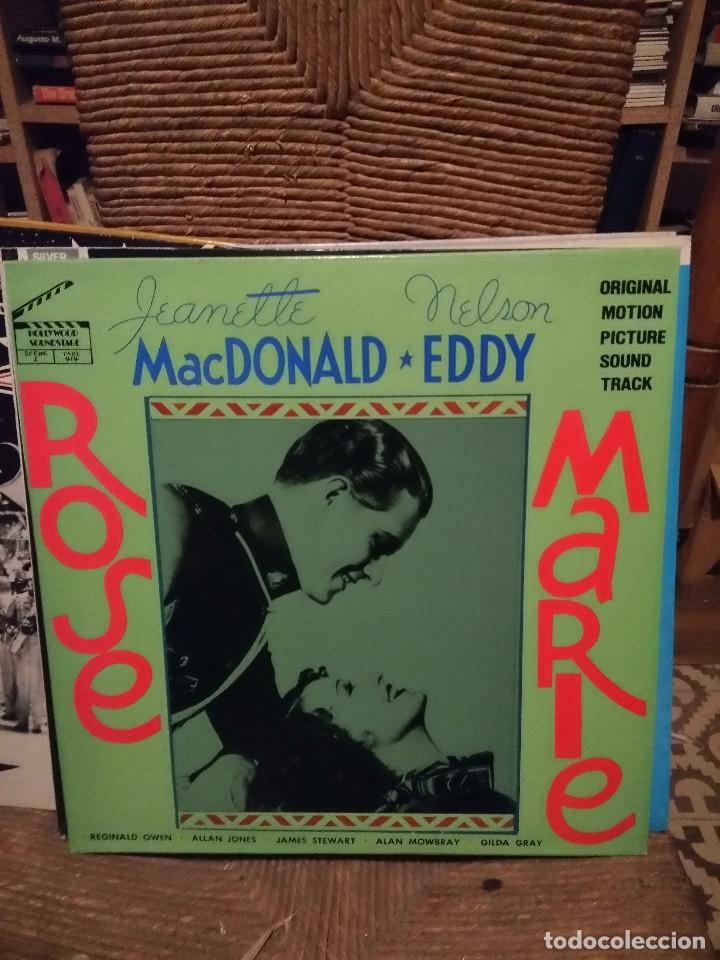 Discos de vinilo: 6 MARAVILLOSOS LP HOLLYWOOD CLASICO ( FRED ASTAIRE, CARMEN MIRANDA, JUDY GARLAND, ELEANOR POWELL ETC - Foto 7 - 117320923