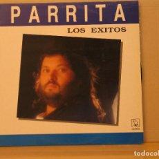 Discos de vinilo: PARRITA - LOS EXITOS - HORUS 07.003 - 1990. Lote 117326879