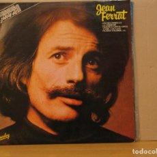 Disques de vinyle: JEAN FERRAT - IDEM - BARCLAY-MOVIEPLAY 17.3065/9 F-G - 1981 - 2XLP. Lote 117353383