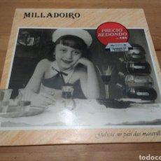 Discos de vinilo: MILLADOIRO - GALICIA NO PAÍS DAS MARAVILLAS -. Lote 117358410