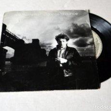 Discos de vinilo: SINGLE: NILE THOMPSON. DANCE TO DANCE- STEPPIN´ THE NIGHT. AÑO 1983. Lote 117363699