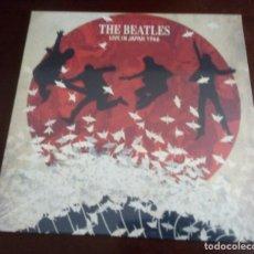 Discos de vinilo: THE BEATLES - LIVE IN JAPAN 1966 - LP - NUEVO. Lote 117365547