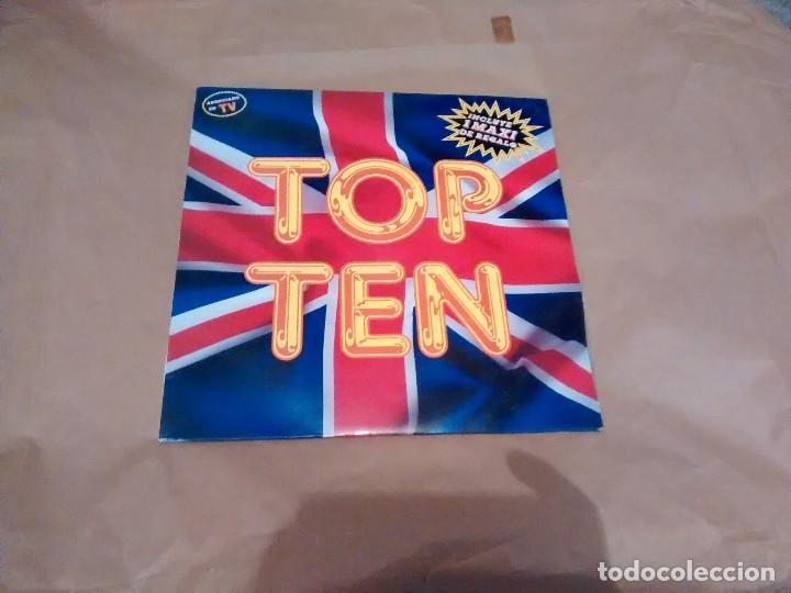 DISCO TOP TEN (Música - Discos - Singles Vinilo - Disco y Dance)