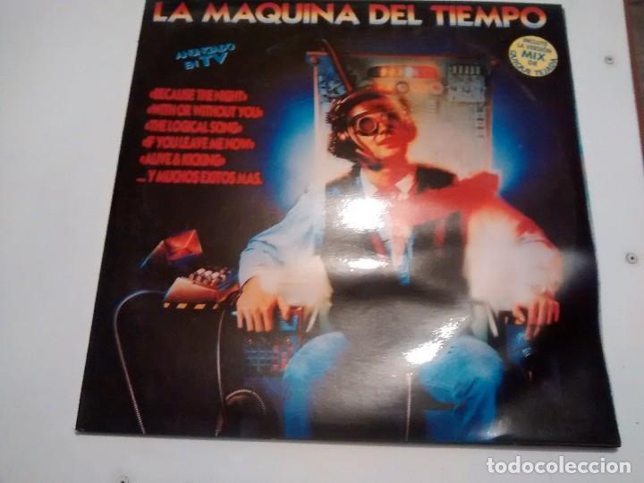 DISCO LA MAQUINA DEL TIEMPO (Música - Discos - Singles Vinilo - Disco y Dance)