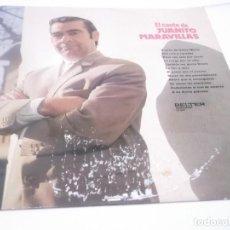 Discos de vinilo: LP - JUANITO MARAVILLAS - EL CANTE DE... - ORIGINAL ESPAÑOL, BELTER 1972. Lote 117383523