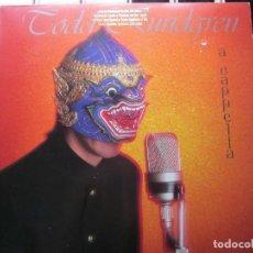 Discos de vinilo: TODD RUNDGREN - A CAPPELLA - LP - EDICION USA DEL AÑO 1985 - PROMO.. Lote 117388483