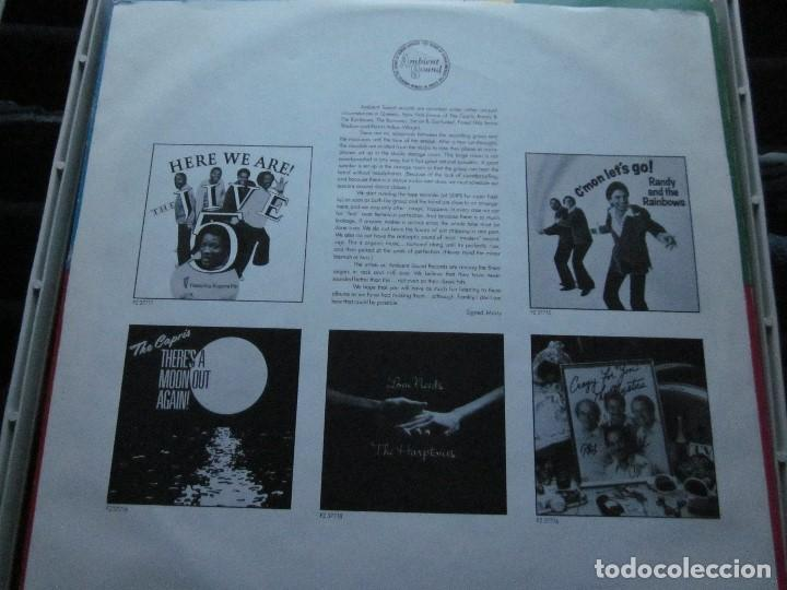 Discos de vinilo: EVERYTHING NEW IS OLD - LP - DOO WOP - MYSTICS,CAPRIS,HARPTONES,JIVE FIVE,RANDY & THE RAINBOWS. - Foto 3 - 117392075