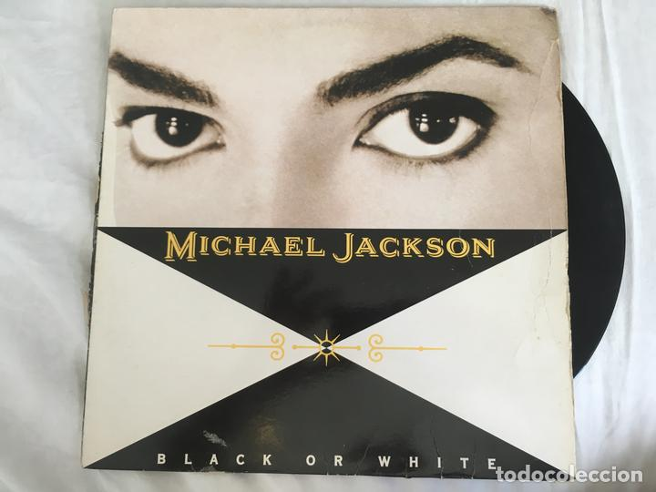 8f7cca4a26f7 12 maxi-michael jackson-black or white - Sold through Direct Sale ...