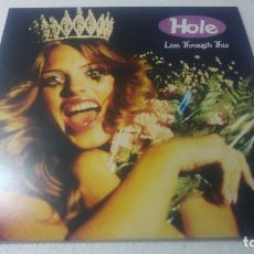 Discos de vinilo: HOLE - LIVE THROUGH THIS -. Lote 145672658