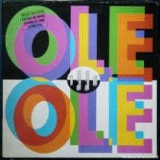 Discos de vinilo: OLE - OLE & MARTA SÁNCHEZ. 1990. Lote 131401381